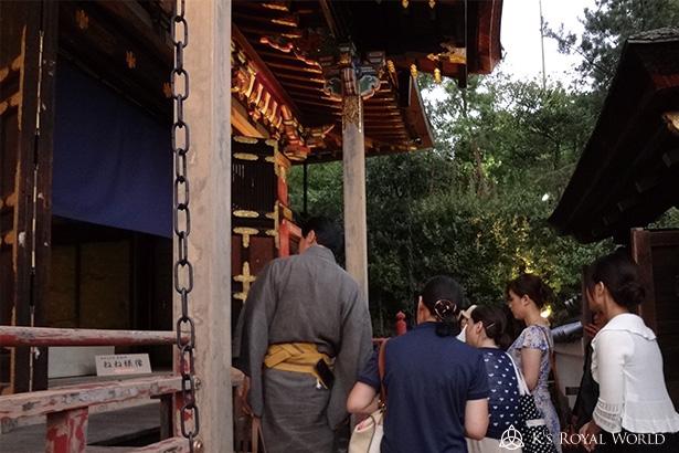 高台寺散策3ねねさま象